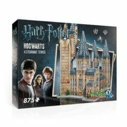 1 hogwarts sup tm sup astronomy tower 247x247 - Maquete 3D Torre de Astronomia de Hogwarts