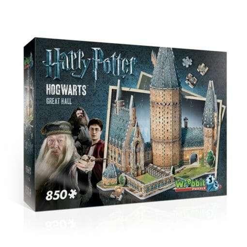 1 hogwarts sup tm sup great hall 510x510 - Maquete 3D Torre Salão Comunal de Hogwarts