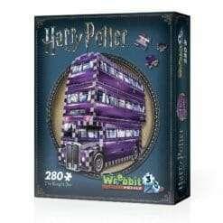 Maquete 3D Nôitibus Harry Potter