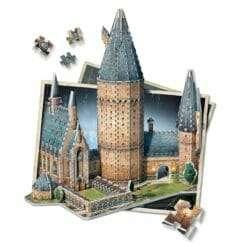 2 hogwarts sup tm sup great hall 247x247 - Maquete 3D Torre Salão Comunal de Hogwarts