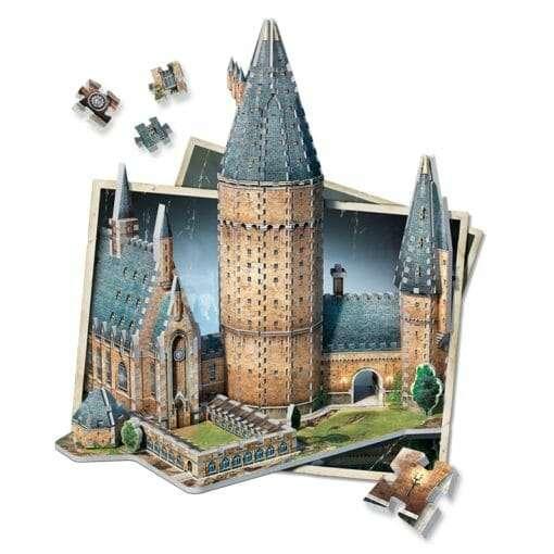 2 hogwarts sup tm sup great hall 510x510 - Maquete 3D Torre Salão Comunal de Hogwarts