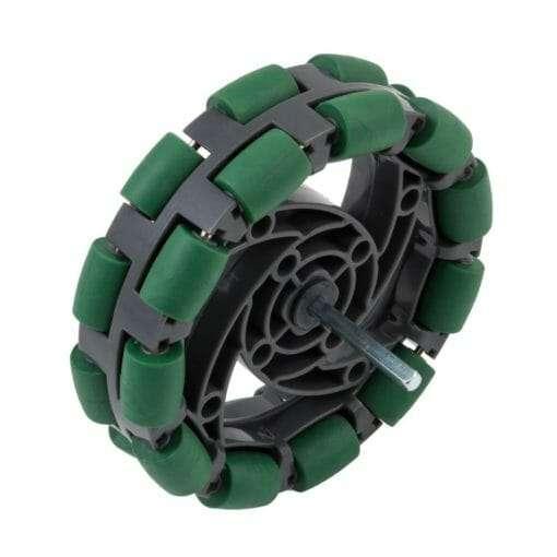 276 3526 Pack com 4 Rodas Omni Direcional 825 cm linha Robotica Vex2 510x510 - Kit 4 Rodas Robótica Omnidirecional 8,25 cm