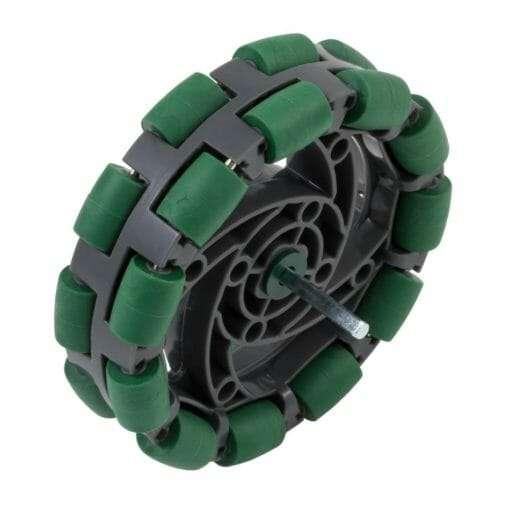 276 3526 Pack com 4 Rodas Omni Direcional 825 cm linha Robotica Vex4 510x510 - Kit 4 Rodas Robótica Omnidirecional 8,25 cm