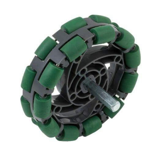 276 3526 Pack com 4 Rodas Omni Direcional 825 cm linha Robotica Vex5 510x510 - Kit 4 Rodas Robótica Omnidirecional 8,25 cm