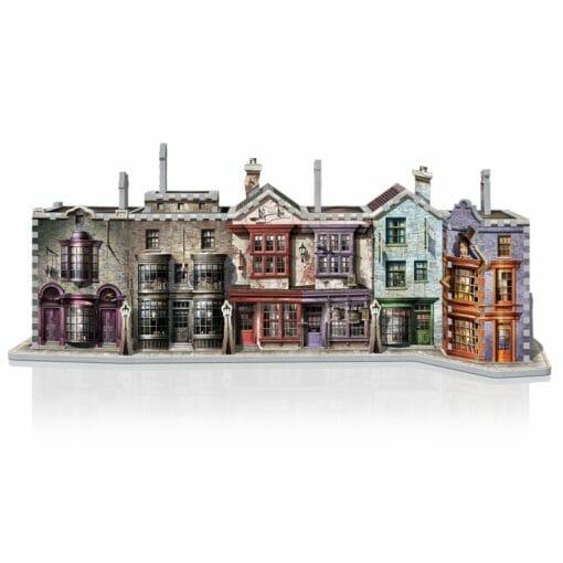 3 diagon alley 510x510 - Maquete 3D Beco Diagonal Harry Potter