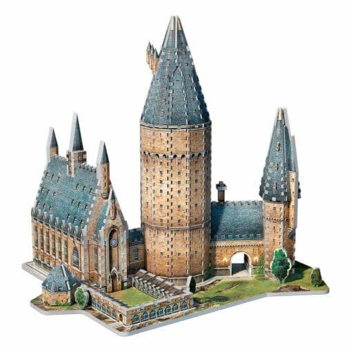 3 hogwarts sup tm sup great hall 510x510 - Maquete 3D Torre Salão Comunal de Hogwarts