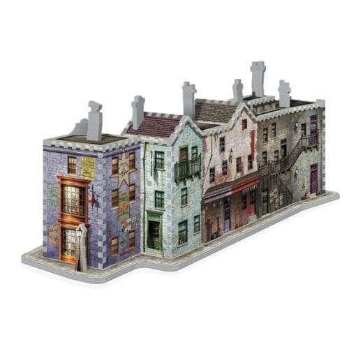 4 diagon alley 510x510 - Maquete 3D Beco Diagonal Harry Potter