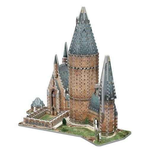 4 hogwarts sup tm sup great hall 510x510 - Maquete 3D Torre Salão Comunal de Hogwarts