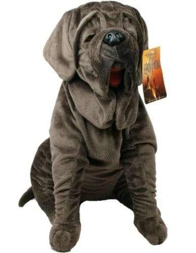 41ZsFPUZFjL - Canino Pelúcia oficial Harry Potter