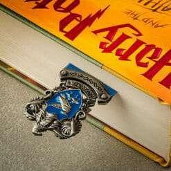 5 Marcadores de livro Hogwarts Noble Collection6 247x247 - Kit 5 Marcadores de Livro Casas de Hogwarts Oficial