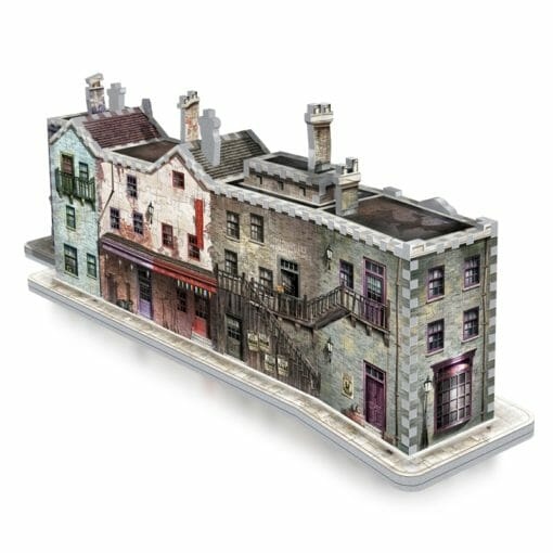 5 diagon alley 510x510 - Maquete 3D Beco Diagonal Harry Potter