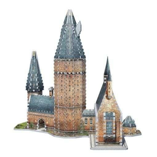 5 hogwarts sup tm sup great hall 510x510 - Maquete 3D Torre Salão Comunal de Hogwarts