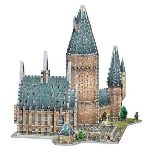 6 hogwarts sup tm sup great hall 510x510 - Maquete 3D Torre Salão Comunal de Hogwarts