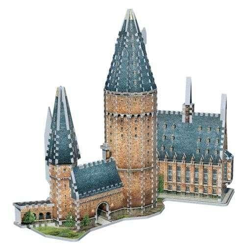 7 hogwarts sup tm sup great hall 510x510 - Maquete 3D Torre Salão Comunal de Hogwarts