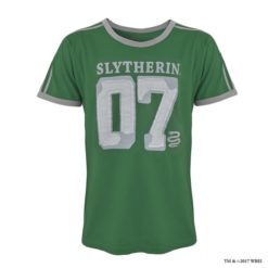 Camisa Sonserina Time de Quadribol Oficial