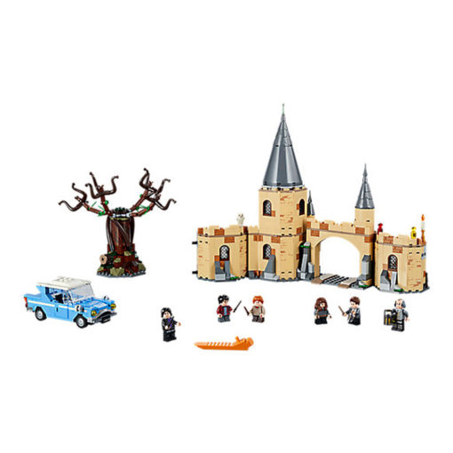 75953 Hogwarts and the Whomping Willow 3 510x510 - Lego Harry Potter Hogwarts Whomping Willow 75953
