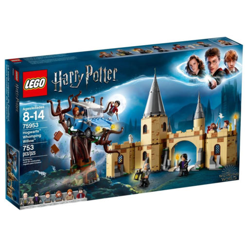 75953 Hogwarts and the Whomping Willow 4 510x510 - Lego Harry Potter Hogwarts Whomping Willow 75953
