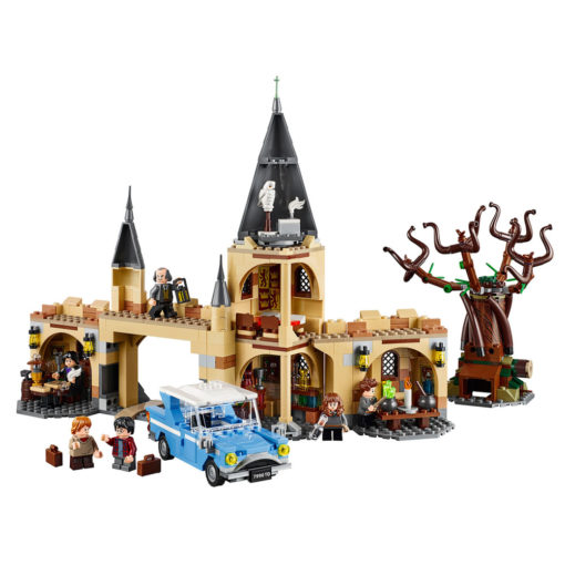 75953 Hogwarts and the Whomping Willow 510x510 - Lego Harry Potter Hogwarts Whomping Willow 75953