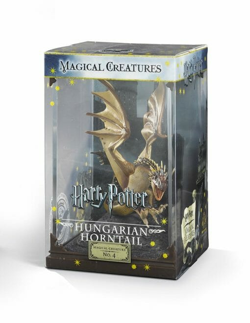 Dragão Rabo Córneo Criaturas Mágicas Harry Potter #04