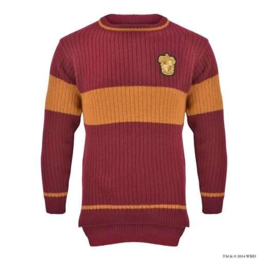 Suéter Quadribol Corvinal Harry Potter Oficial
