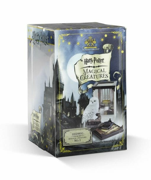 91BFAgtrcFL. SL1500  510x609 - Coruja Edwiges Criaturas Mágicas Harry Potter #01