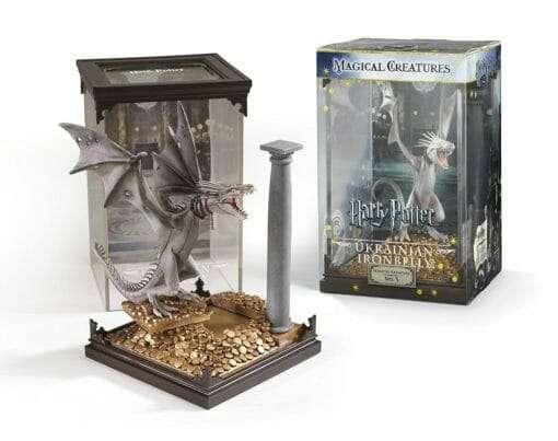 Dragão Ucraniano Criaturas Mágicas Harry Potter #05