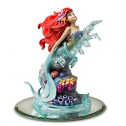 A pequena Sereia8 247x247 - Escultura Disney Ariel Beauty Under The Sea
