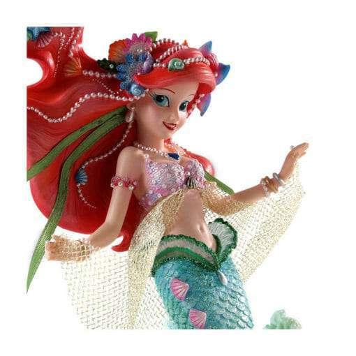 ARIEL PRINCESA COUTURE DE FORCE DISNEY SHOWCASE BY ENESCO3 510x510 - Ariel Sereia Couture de Force Disney Enesco