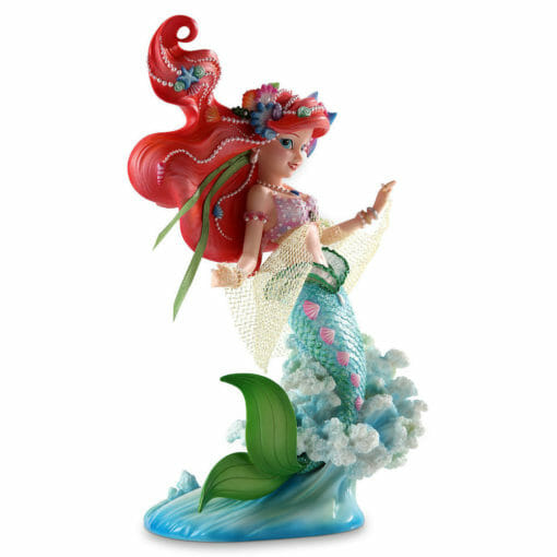 ARIEL PRINCESA COUTURE DE FORCE DISNEY SHOWCASE BY ENESCO6 510x510 - Ariel Sereia Couture de Force Disney Enesco