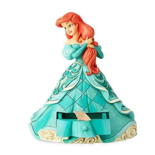 Ariel Ariel Secret Charm Figure by Jim Shore 510x510 - Ariel estátua Edição Encantos Disney by Jim Shore