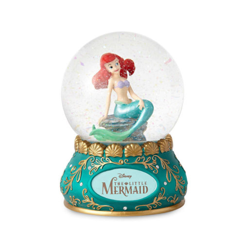 Globo de Neve Ariel Couture de Force Disney Enesco