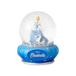 Ariel Couture De Force Water Globe by Enesco3 247x247 - Globo de Neve Cinderela Couture de Force Disney Enesco
