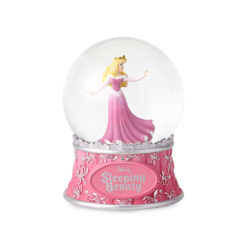 Globo de Neve Aurora Couture de Force Disney Enesco