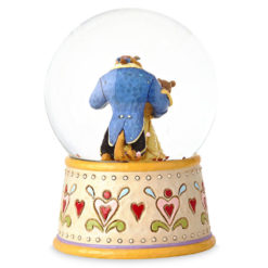 Beauty and the Beast Tale As Old As Time Snowglobe 247x247 - Globo de Neve Valsa Bela e a Fera Disney by Jim Shore