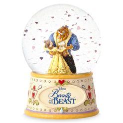 Beauty and the Beast Tale As Old As Time Snowglobe3 247x247 - Globo de Neve Valsa Bela e a Fera Disney by Jim Shore