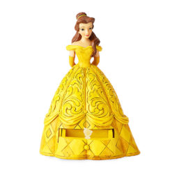 Belle Belle Secret Charm Figure by Jim Shore 3 247x247 - Bela estátua Edição Encantos Disney by Jim Shore