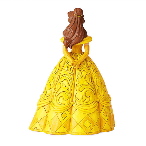 Bela estátua Edição Encantos Disney by Jim Shore