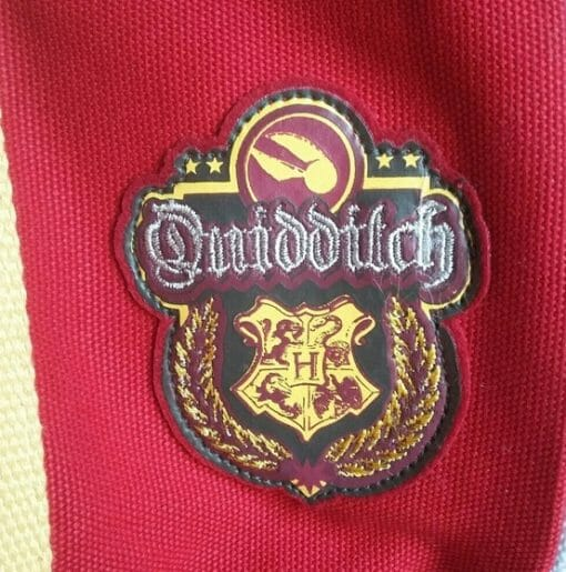 Bolsa Duffle Grifinória oficial Harry Potter