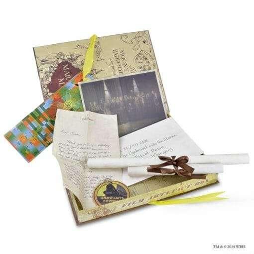 CAIXA DE ARTEFATOS HARRY POTTER OFICIAL NOBLE COLLECTION2 510x510 - Caixa de Artefatos Harry Potter Oficial