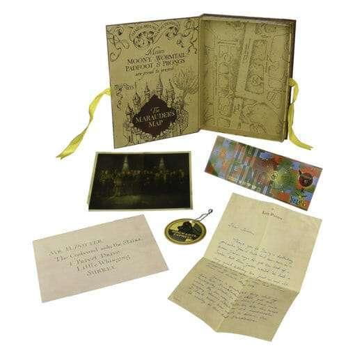 CAIXA DE ARTEFATOS HARRY POTTER OFICIAL NOBLE COLLECTION3 510x510 - Caixa de Artefatos Harry Potter Oficial