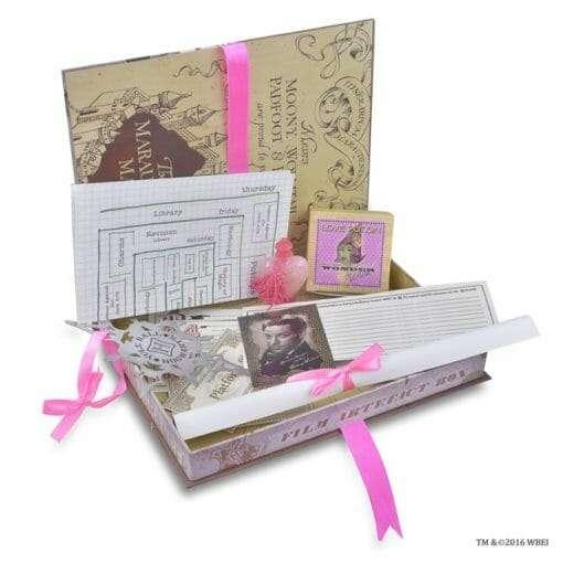 Caixa de Artefatos Hermione Granger Oficial