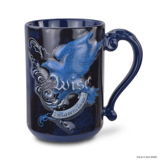 Caneca Mascote Corvinal Harry Potter Oficial