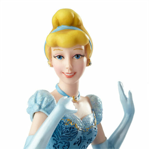 CINDERELA COUTURE DE FORCE DISNEY SHOWCASE BY ENESCO8 510x510 - Cinderela Couture de Force Disney Enesco