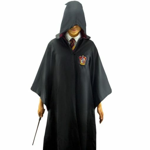 Robe Oficial Grifinória Harry Potter Infantil