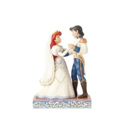 Casamento Ariel Disney Jim Shore 247x247 - Casamento Ariel & Príncipe Eric Disney Traditions Jim Shore