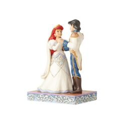 Casamento Ariel Disney Jim Shore3 247x247 - Casamento Ariel & Príncipe Eric Disney Traditions Jim Shore