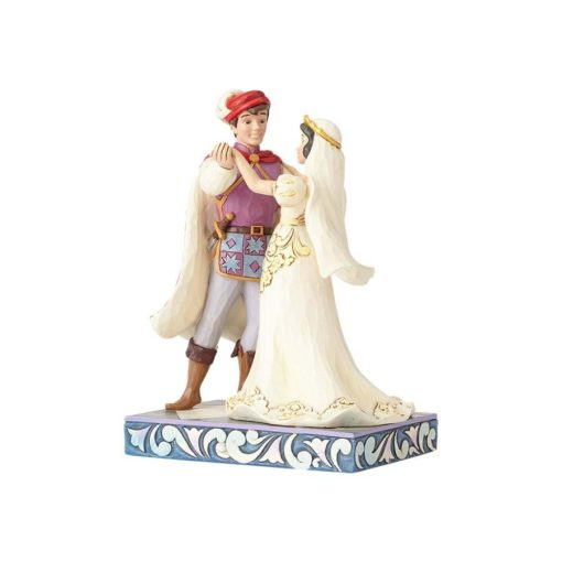 Casamento Branca de Neve Disney Jim Shore2 510x510 - Casamento Branca de Neve & Príncipe Disney Traditions Jim Shore