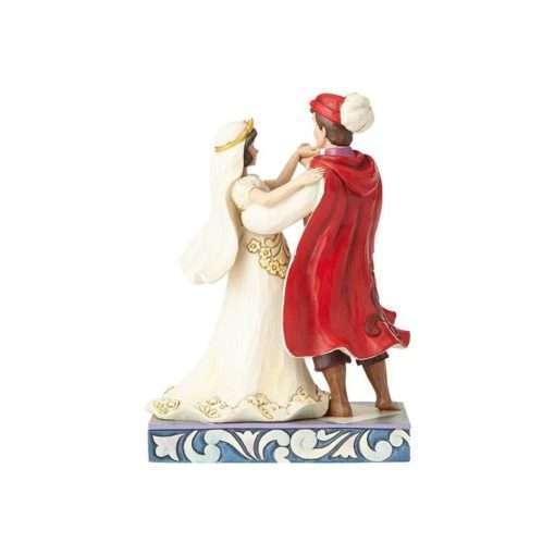 Casamento Branca de Neve Disney Jim Shore3 510x510 - Casamento Branca de Neve & Príncipe Disney Traditions Jim Shore
