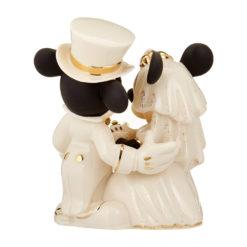 Casamento Mickey e Minnie Lenox mod 13 247x247 - Ornamento Sonho de Casamento Minnie Showcase Disney