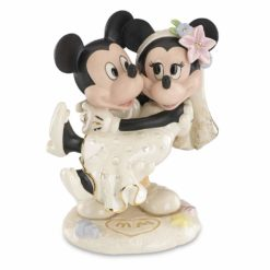Casamento sonho minnie no colo de mickey disney 247x247 - Ornamento Disney Mickey & Minnie Casamento na Praia